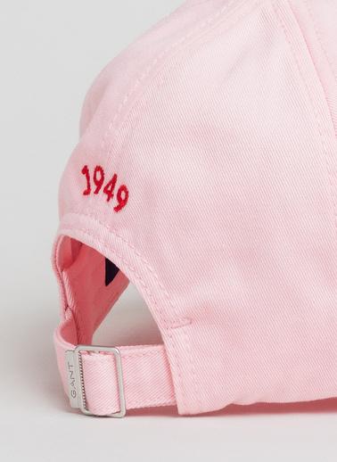 Gant Şapka Pembe